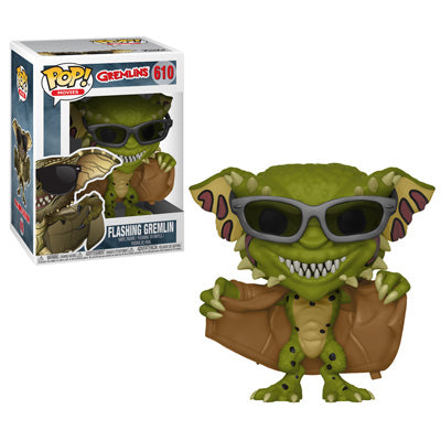 Funko POP! Gremlins - Flashing Gremlin Vinyl Figure #610