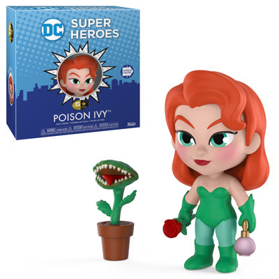 Funko 5 Star: DC Super Heroes - Classic Poison Ivy Vinyl Figure