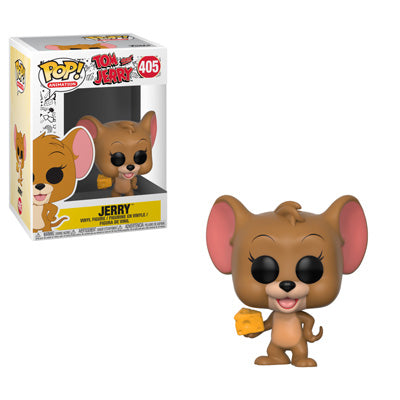 Funko POP! Tom and Jerry - Jerry Vinyl Figure #405