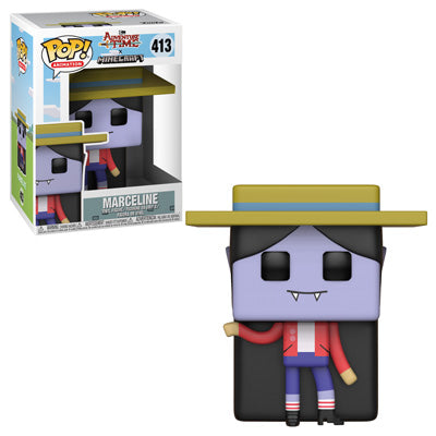 Funko POP! Adventure Time x Minecraft - Marceline Vinyl Figure #413
