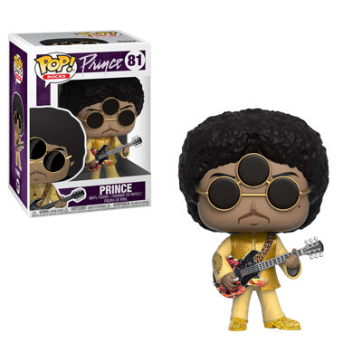 Funko POP! Rocks - Prince: 3rd Eye Girl Vinyl Figure #81