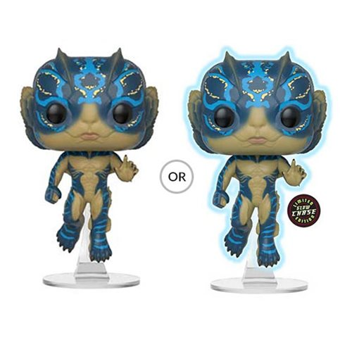 Funko POP! The Shape of Water - Amphibian Man Vinyl Figure