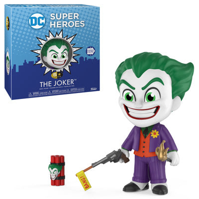 Funko 5 Star: DC Super Heroes - Classic The Joker Vinyl Figure