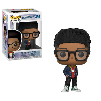 Funko POP! Runaways - Alex Wilder Vinyl Figure #356