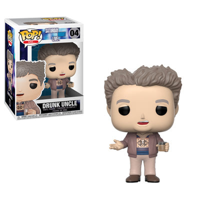 Funko POP! Saturday Night Live (SNL) - Drunk Uncle Vinyl Figure #04