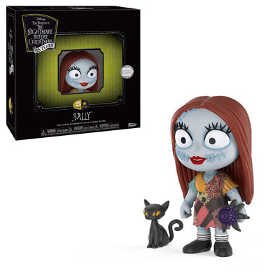 Funko 5 Star: The Nightmare Before Christmas - Sally Vinyl Figure