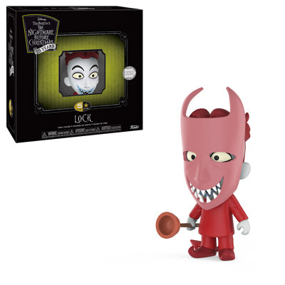 Funko 5 Star: The Nightmare Before Christmas - Lock Vinyl Figure