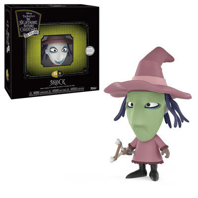 Funko 5 Star: The Nightmare Before Christmas - Shock Vinyl Figure