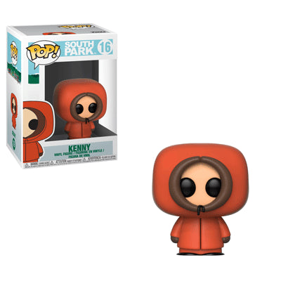 [PRE-ORDER] Funko POP! South Park - Kenny Vinyl Figure #16