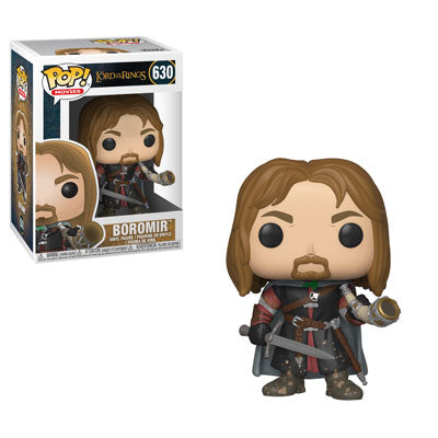 Funko POP! Lord of the Rings - Boromir Vinyl Figure #630