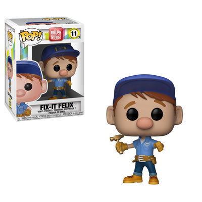 Funko POP! Ralph Breaks the Internet - Fix-It Felix Vinyl Figure #11