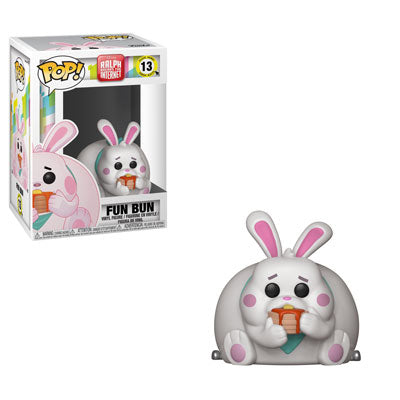 Funko POP! Ralph Breaks the Internet - Fun Bun Vinyl Figure #13
