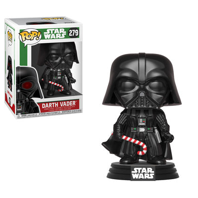 Funko POP! Star Wars: Holiday - Darth Vader Common Vinyl Figure #279