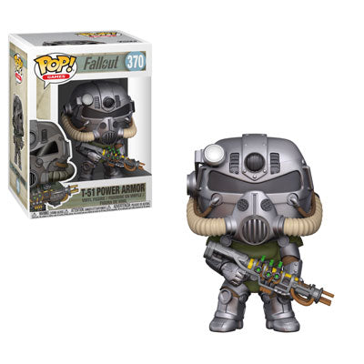 Funko POP! Fallout - T-51 Power Armor Vinyl Figure #370
