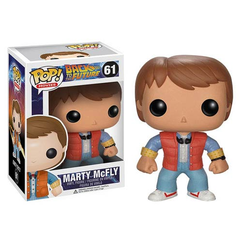 Funko POP! Back to the Future - Marty McFly Vinyl Figure #61