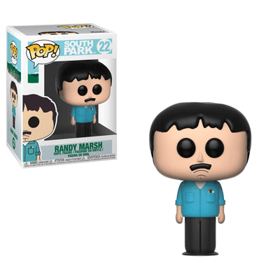 Funko POP! South Park - Randy Marsh Vinyl Figure #22