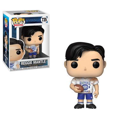 Funko POP! Riverdale - Reggie Mantle in Football Uniform Vinyl Figure #735