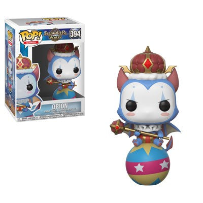 Funko POP! Summoners War - Water Brownie Magician Orion Vinyl Figure #394
