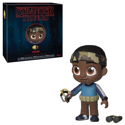Funko 5 Star: Stranger Things - Lucas Vinyl Figure