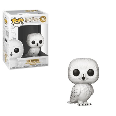 Funko POP! Harry Potter - Hedwig Vinyl Figure #76