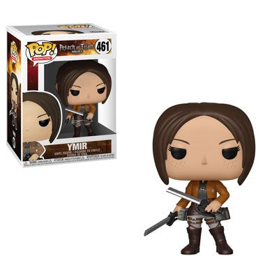 Funko POP! Attack on Titan - Season 3 Ymir Vinyl Figure #461