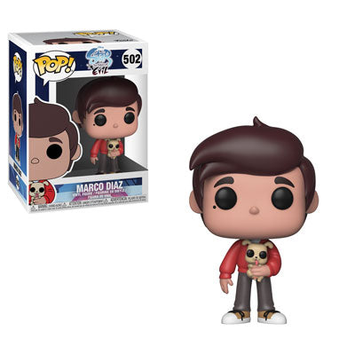 Funko POP! Star vs. the Forces of Evil - Marco Diaz Vinyl Figure #502