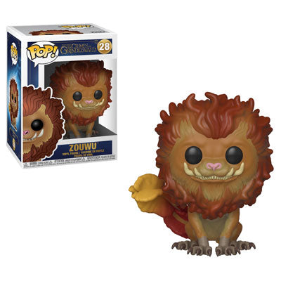 Funko POP! Fantastic Beasts: The Crimes of Grindelwald - Zouwu Vinyl Figure #28