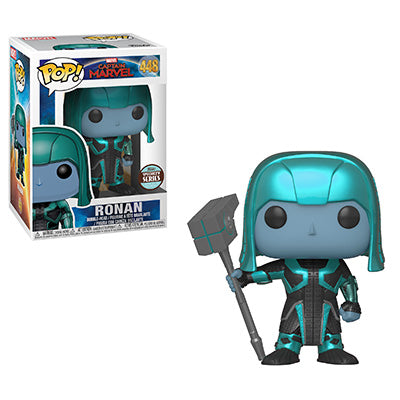 Funko POP! Captain Marvel - Ronan Vinyl Figure #448 Specialty Series