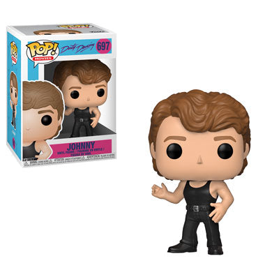 Funko POP! Dirty Dancing - Johnny Vinyl Figure #697