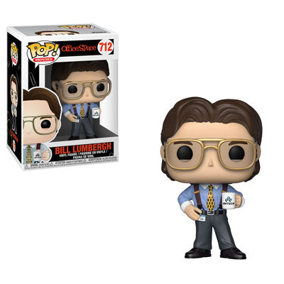 Funko POP! Office Space - Bill Lumbergh Vinyl Figure #712