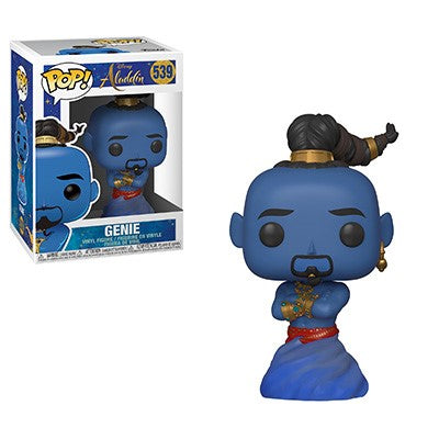 Funko POP! Aladdin (Live Action) - Genie Vinyl Figure #539