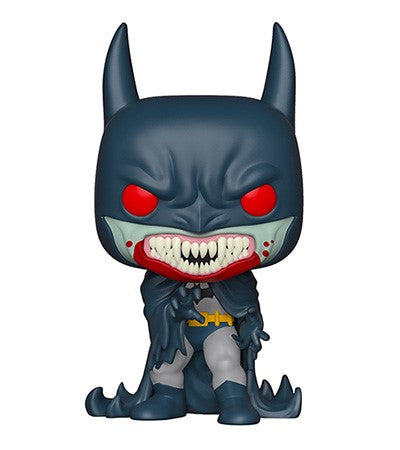 Funko POP! Batman 80th - Red Rain Batman (1991) Vinyl Figure
