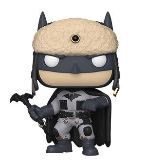 Funko POP! Batman 80th - Red Son Batman (2003) Vinyl Figure