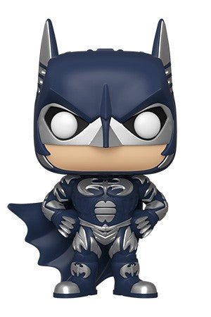 Funko POP! Batman 80th - Batman (Batman and Robin) (1997) Vinyl Figure