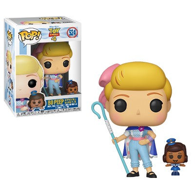 Funko POP! Toy Story 4 - Bo Beep and Officer McDimples Vinyl Figure #524