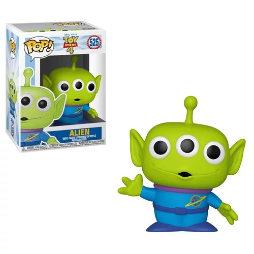Funko POP! Toy Story 4 - Alien Vinyl Figure #525