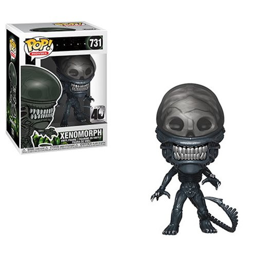 Funko POP! Alien: 40th Anniversary - Xenomorph Vinyl Figure #731