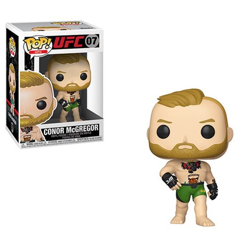 Funko POP! UFC - Conor McGregor Vinyl Figure #07