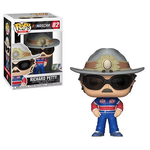 Funko POP! NASCAR - Richard Petty Vinyl Figure #2