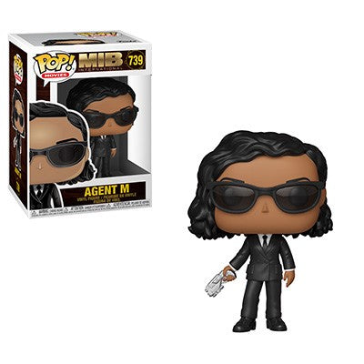 Funko POP! Men In Black - Agent M Vinyl Figure #739
