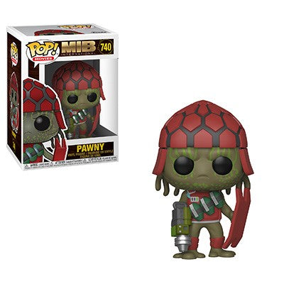 [PRE-ORDER] Funko POP! Men In Black - Pawny Vinyl Figure #740
