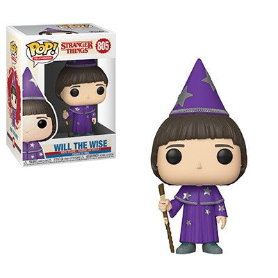 Funko POP! Stranger Things - Will The Wise Vinyl Figure #805
