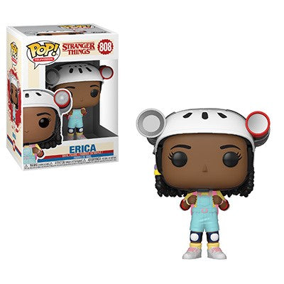 Funko POP! Stranger Things - Erica Vinyl Figure #808