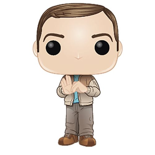 Funko POP! The Big Bang Theory - Sheldon Vinyl Figure