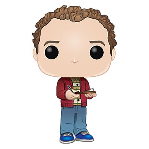 Funko POP! The Big Bang Theory - Stuart Vinyl Figure