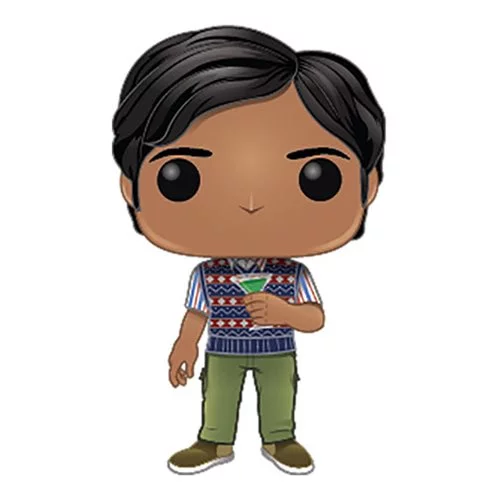 Funko POP! The Big Bang Theory - Raj Vinyl Figure