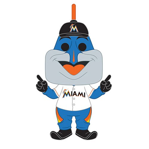 Funko POP! MLB® Mascots - Miami Marlins Billy the Marlin Vinyl Figure #9