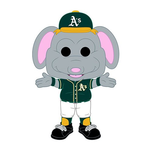 Funko POP! MLB® Mascots - Oakland Athletics Stomper Vinyl Figure #12
