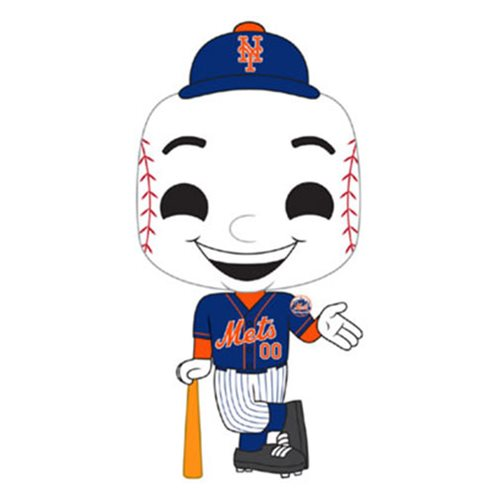 Funko POP! MLB® Mascots - New York Mets Mr. Met Vinyl Figure #2