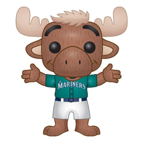Funko POP! MLB® Mascots - Seattle Mariners Mariner Moose Vinyl Figure #1